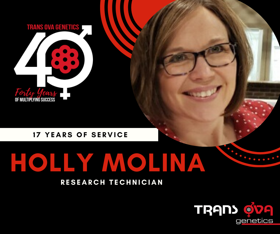 40th Anniversary Spotlight – Holly Molina