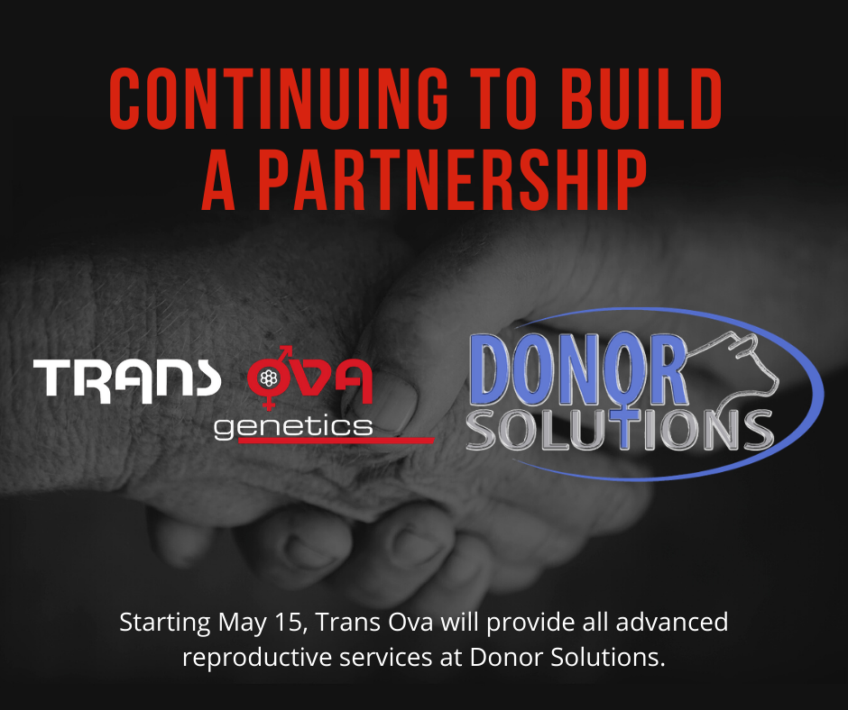 Continuing To Build A Partnership with Donor Solutions