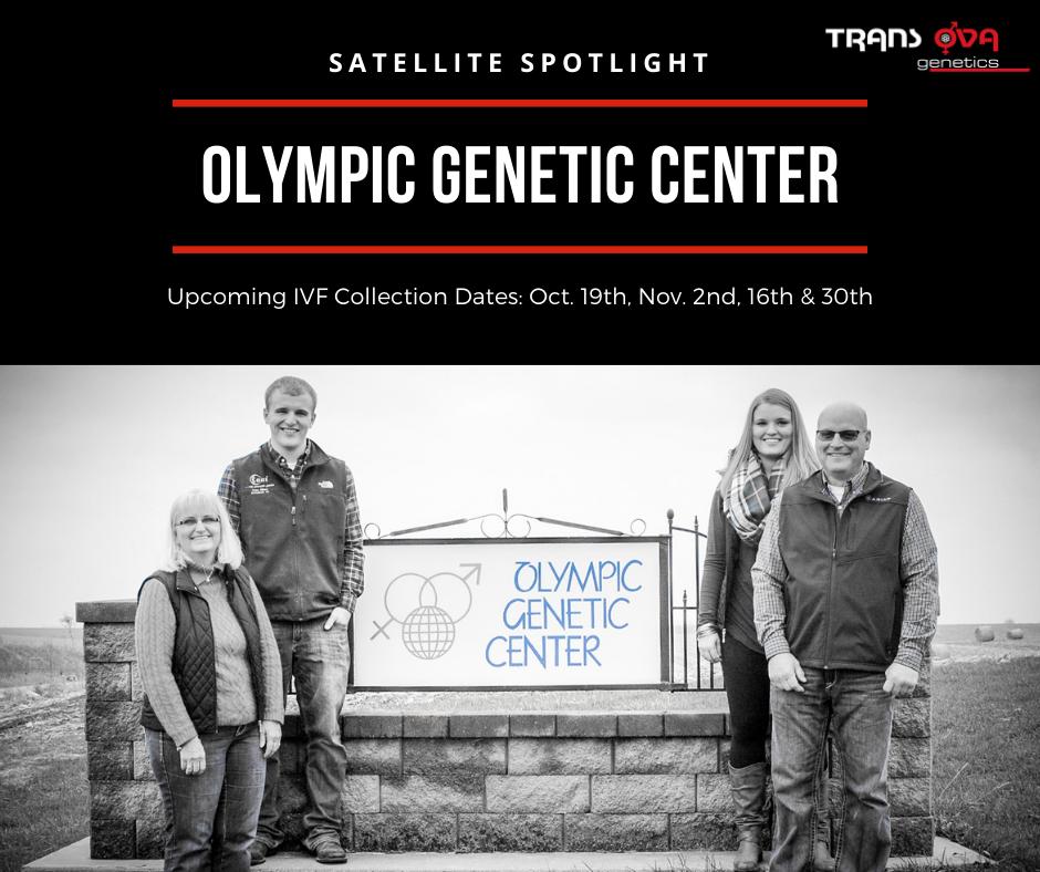 Olympic Genetic Center